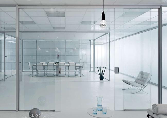Mamparas divisorias fiosa for Mamparas divisorias para oficinas